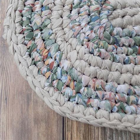 shabby chic rag rug best 25 shabby chic rug ideas on shabby chic