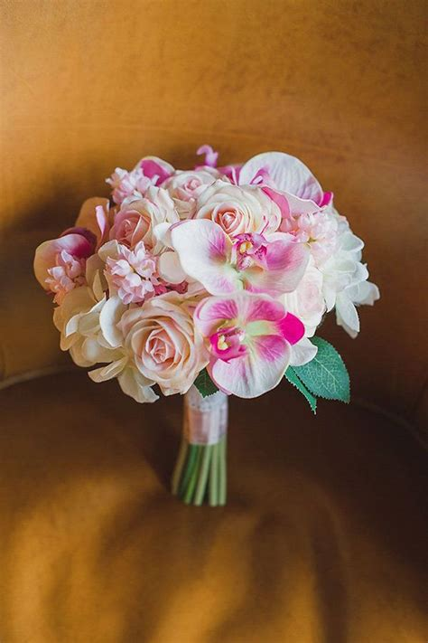 Wedding Bouquet Orchids by Orchid Wedding Bouquets In Brilliant Colors Modwedding