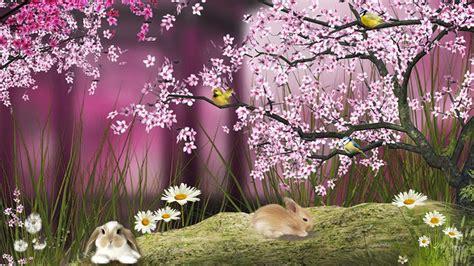 bagus  gambar bunga sakura resolusi tinggi