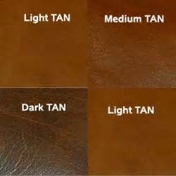 different colors of brown my leather expressions various brown colors available