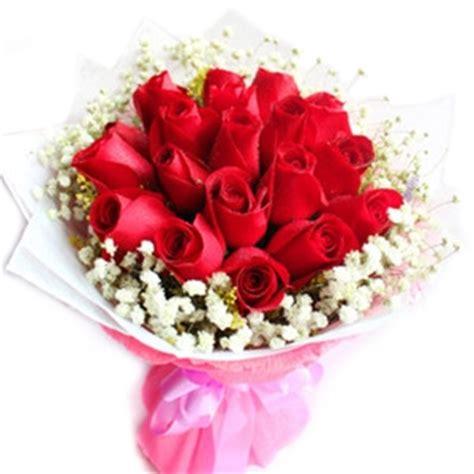 Bouquet Buket Bunga Flanel 12cm Warna Merah Putih Mutiara 1 rangkaian bunga mawar romantis di karawang