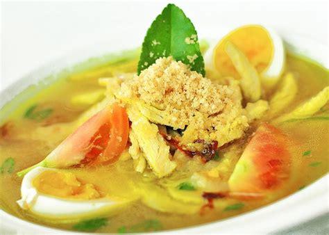 membuat soto ayam surabaya 15 aneka resep soto ayam nusantara yang dijamin top cek