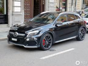 mercedes gla 45 amg x156 22 september 2014 autogespot
