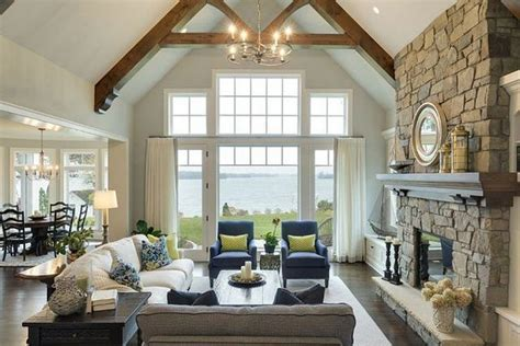 decorated homes interior best 25 rustic lake houses ideas on