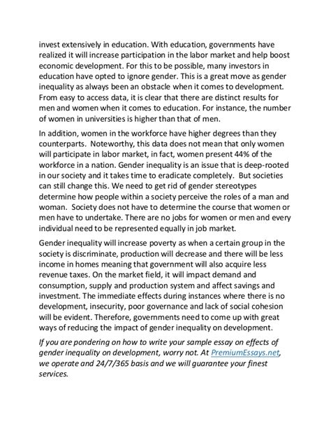 Gender Inequality Essays by College Essays College Application Essays Gender Inequality In India Essay
