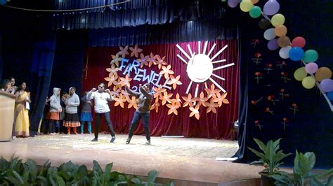themes for a college farewell party nimhans college of nursing farewell party 2014 youtube
