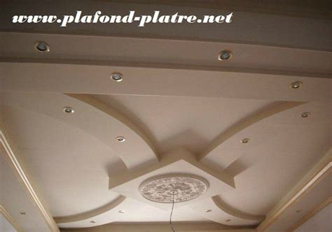Decoration En Platre by Plafond Platre Deco