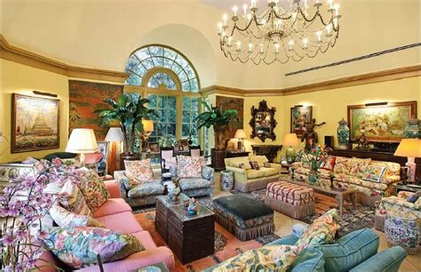 the glam pad inside liza pulitzer calhoun s palm beach home the glam pad from the desk of lilly pulitzer a recap of