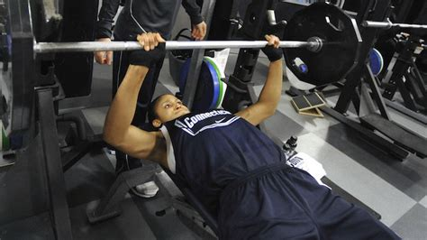 kevin durant bench press 315 nba bench press combine record nba draft combine bench