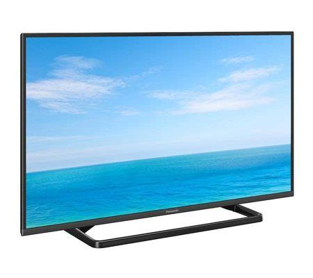 Lu Led Panasonic tv panasonic 2014 a400 l entr 233 e de gamme led 1080p