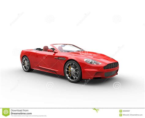 convertible sports cars convertible sports car studio stock photo