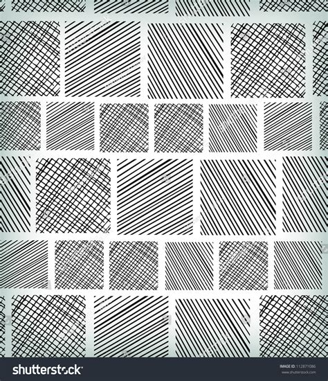 texture linear pattern seamless black white geometric abstract pattern stock