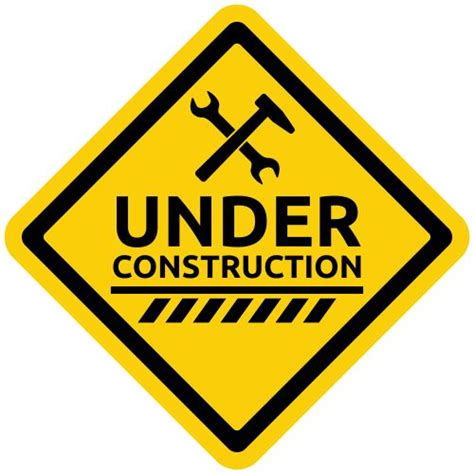 free printable under construction signs best 25 under construction ideas on pinterest under
