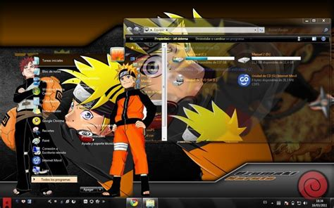 themes windows 10 naruto tema naruto shippuden descargar