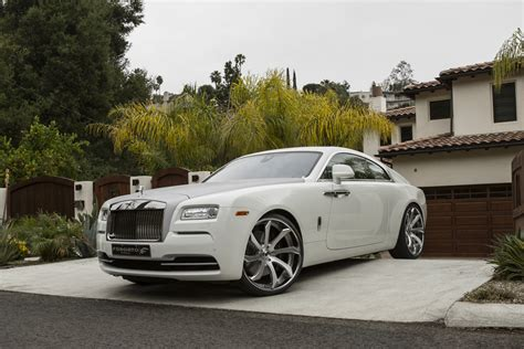 roll royce forgiato on a cloud rolls royce wraith on fondare ecl