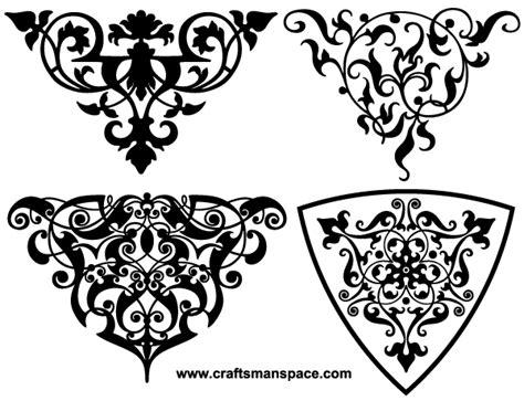 New Decorative Black Flower 5m vector decorative ornamental vignettes free vector