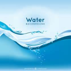 water template water background vector free