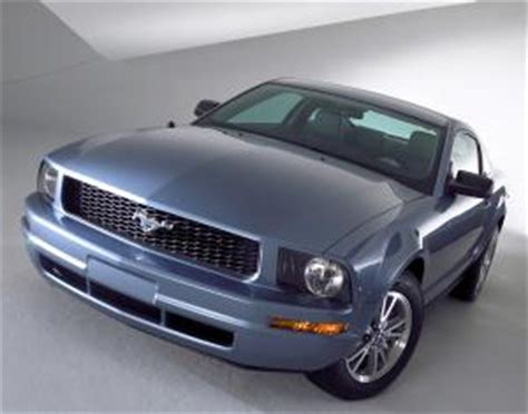2004 ford mustang v6 mpg 2004 ford mustang v6 specifications carbon dioxide