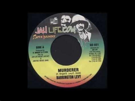barrington levy murderer barrington levy murderer boston rodriguez instrumental