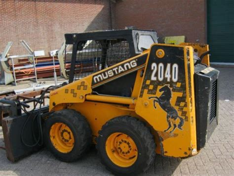 mustang 2040 skid steer bobcat mustang 2040 skid steer loader from netherlands for