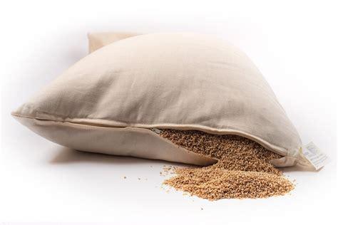 cuscino miglio cuscino con miglio bio 40x25cm cura corpo donna