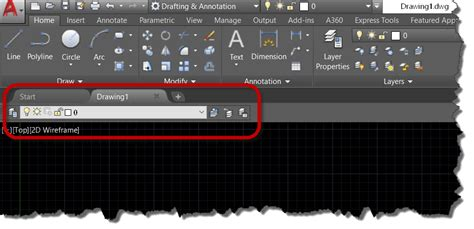 reset toolbars autocad autocad add a layers toolbar to your workspace ideate inc