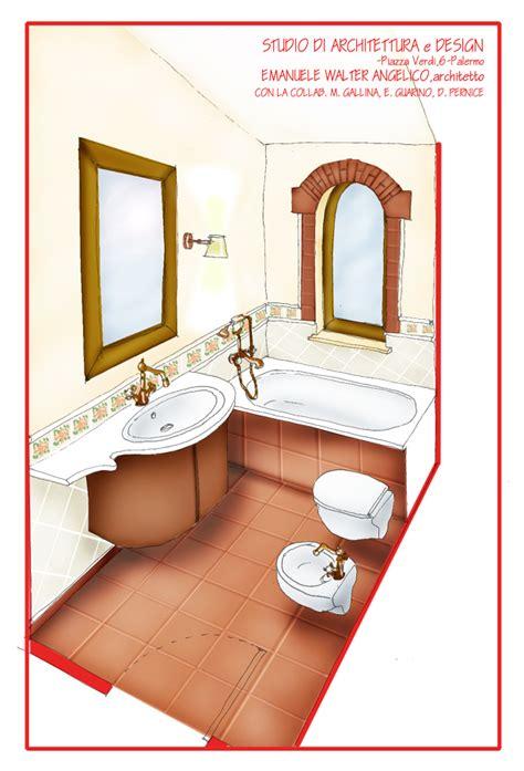 progetto bagno foto progetto bagno di dario pernice architetto 278309