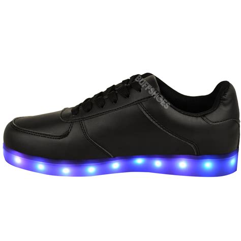 sneakers with lights womens usb led lights sneakers shoes luminous