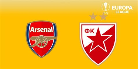 arsenal europa league 2017 resultado final arsenal 0 estrella roja 0 europa