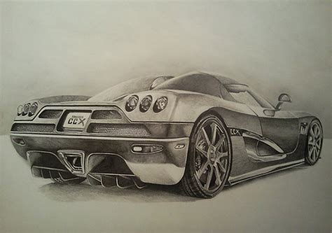 koenigsegg one drawing koenigsegg ccx by kgg91 on deviantart