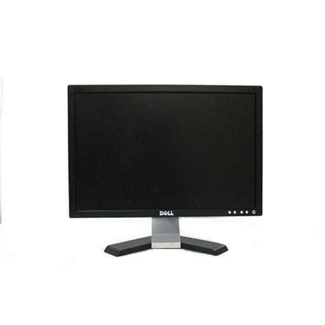 Monitor Lcd Dell 19 Inch dell e198wfp 19 inch widescreen lcd monitor earth sense shopping