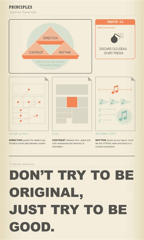 typography infographic infographic of the day why should you care about