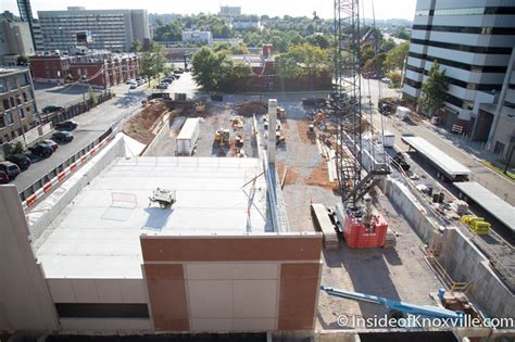 Parking Garage Construction by Major Downtown Project Updates Plus Bonuses Inside Of