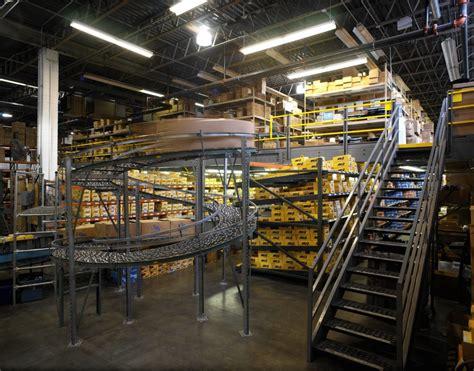 pick toers warehouse pick towers canada mezzanine