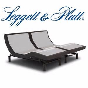 King therapeutic leggett amp platt adjustable bed frame bases ebay