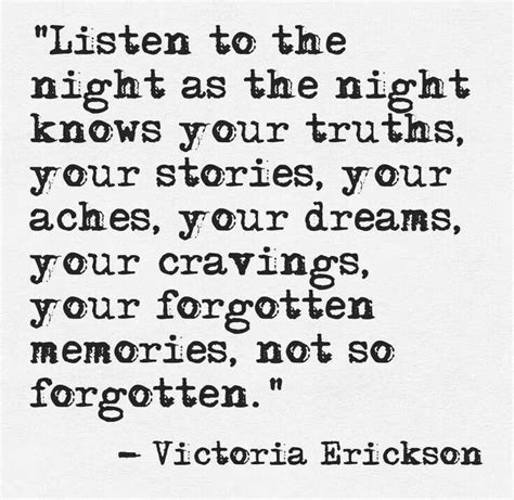 listen   night inspiration wisdom quotes funnies pinterest poem