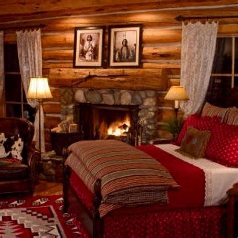 Cabin Bedroom Ideas 25 Best Ideas About Cozy Cabin On Cabins And Cottages Cabin In Woods And Mountain