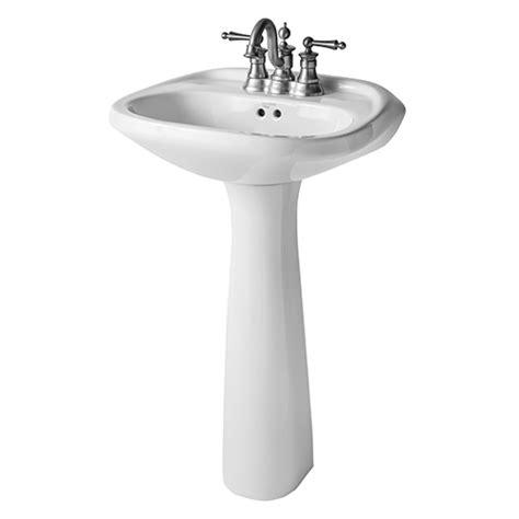 mansfield bathroom sinks mansfield sinks pedestal befon for