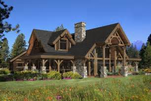 Luxury Timber Frame Home Plans » Home Design 2017