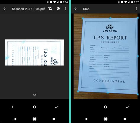 best way to scan documents to pdf the simple way to scan documents with your android phone