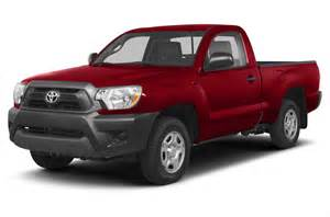 Toyota Tacoma Pricing 2013 Toyota Tacoma Price Photos Reviews Features