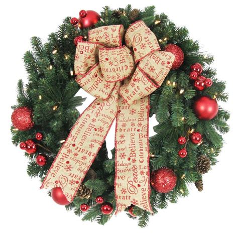 cordless wreath with lights battery operated wreaths buy battery operated wreath