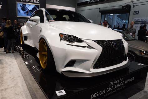 lexus cars  sema deviantart design challenge
