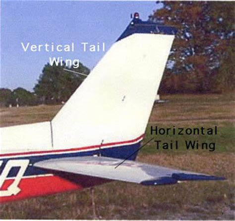 tail section of an airplane design html