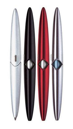 Usus Magnetic Ballpoint Pens by Parafernalia For Internoitaliano Neri Series By Giulio
