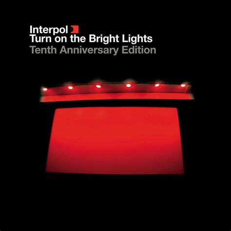interpol turn on the bright lights new album releases december 11 2012 la music blog