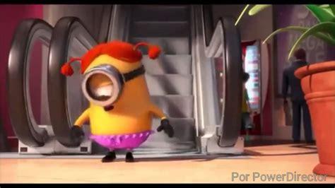 imagenes de minions que se muevan minions bailando si necesitas regeton dale youtube