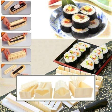 Tupperware Rock N Roll Sushi Maker 4 5 useful easy sushi makers you can buy web cool tips