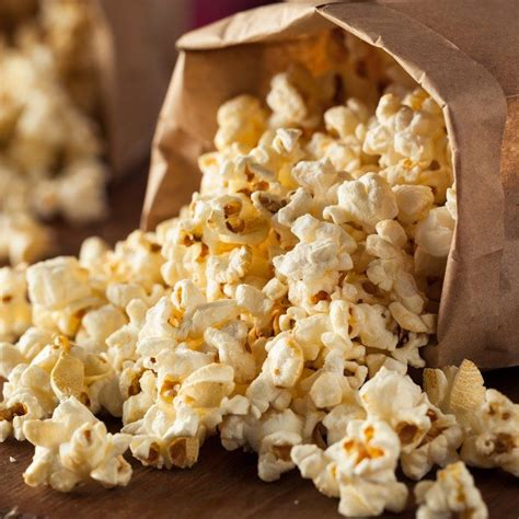 How To Make Microwave Popcorn In A Paper Bag - how to make microwave popcorn in a paper bag