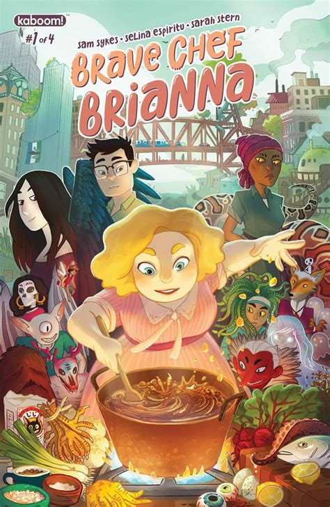 brave chef books boom studios comics for march 1st 2017 the gaming